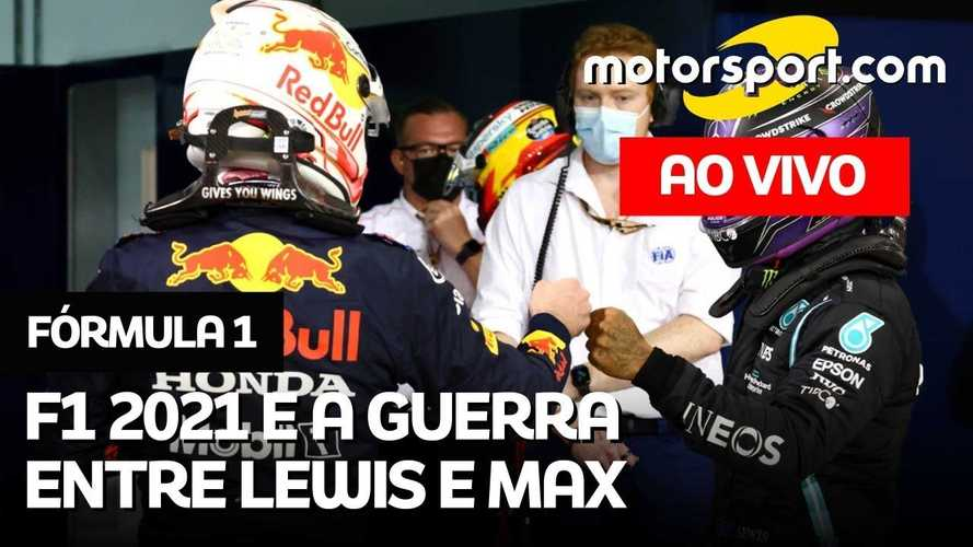 Assista o debate no PÓDIO Motorsport, após guerra entre Hamilton e Verstappen