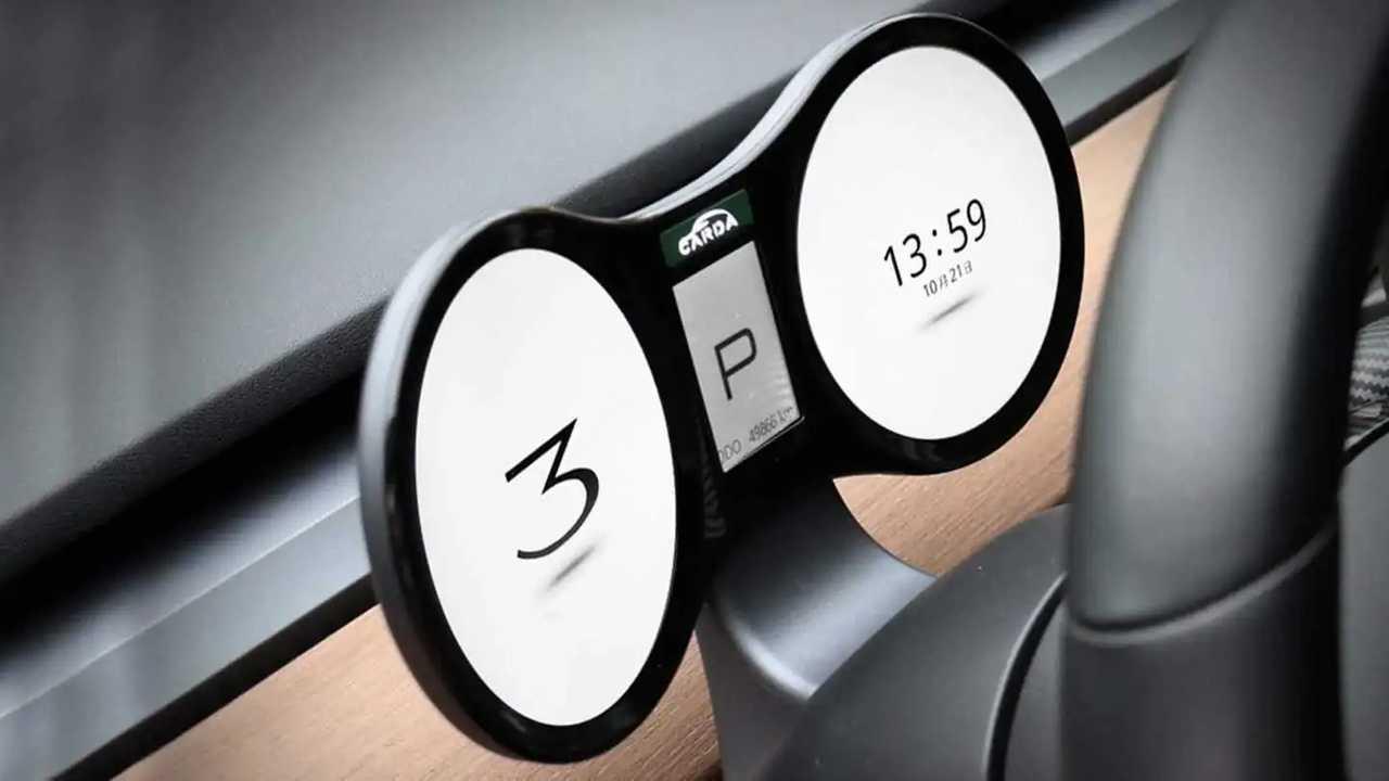 Tesla Model 3 instrumentation aftermarket