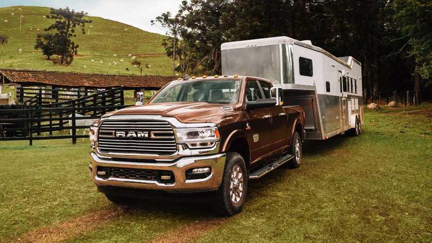 Ram 2500 Rodeo é lançada no Brasil por R$ 437.990 - e já esgotou!