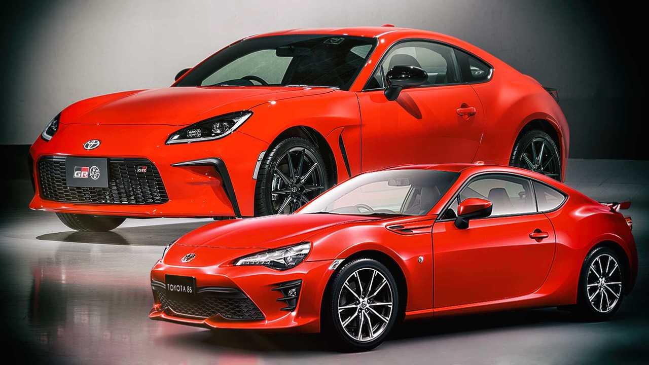 Toyota GR86 und GT86: Wo liegen die Unterschiede?