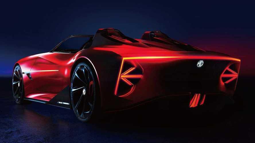 Ecco la MG Cyberster, può davvero impensierire la Tesla Roadster?