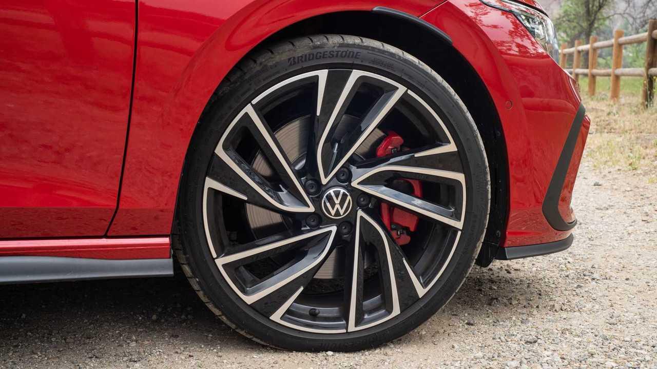 2021 Volkswagen GTI European-Spec Exterior Wheels