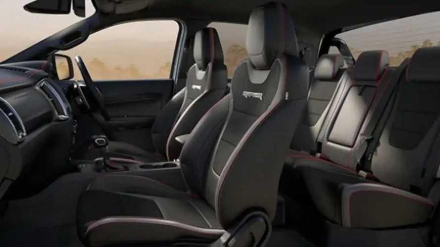 2021 Ford Ranger Raptor X