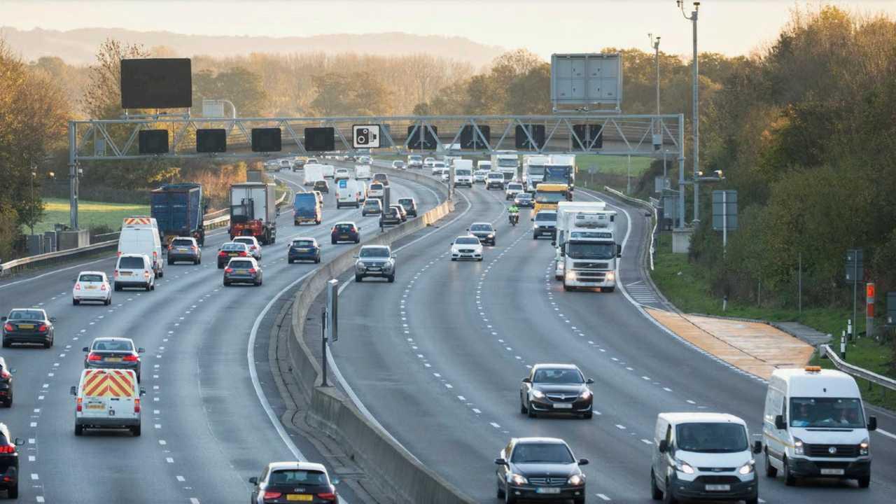 Highways England's Smart Motorways