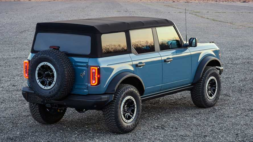 2021 Ford Bronco Flippers Are Asking Absurd Prices On eBay