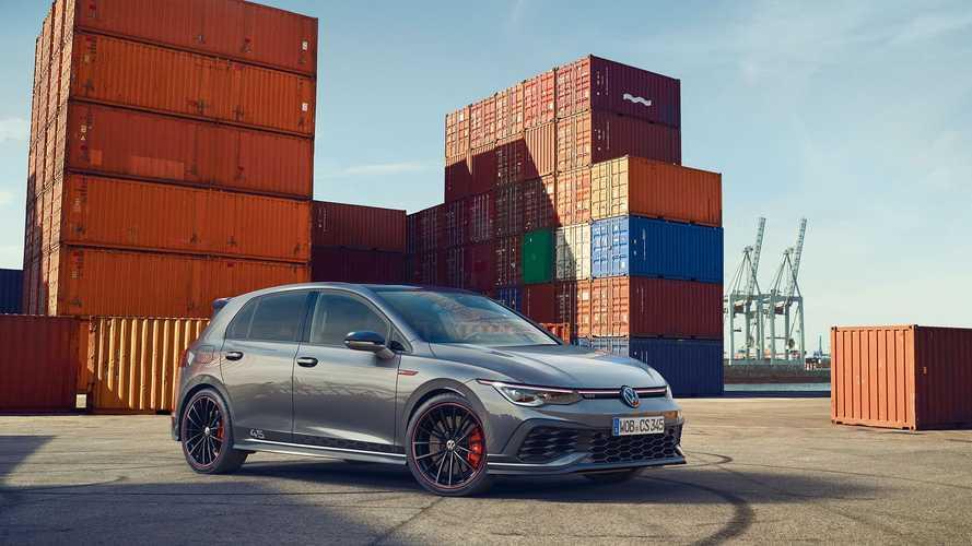 Volkswagen отметил 45-летие своих хот-хэтчей спецверсией «Гольфа»