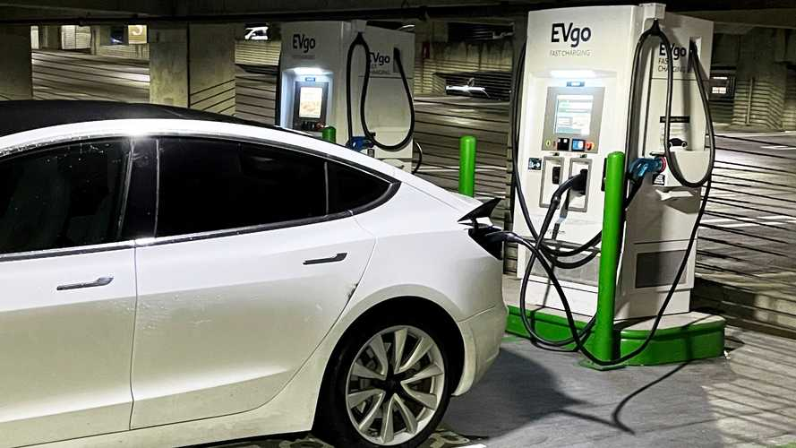 We Talk Tesla Connectors And Future Network Plans With EV Charging Network, EVgo