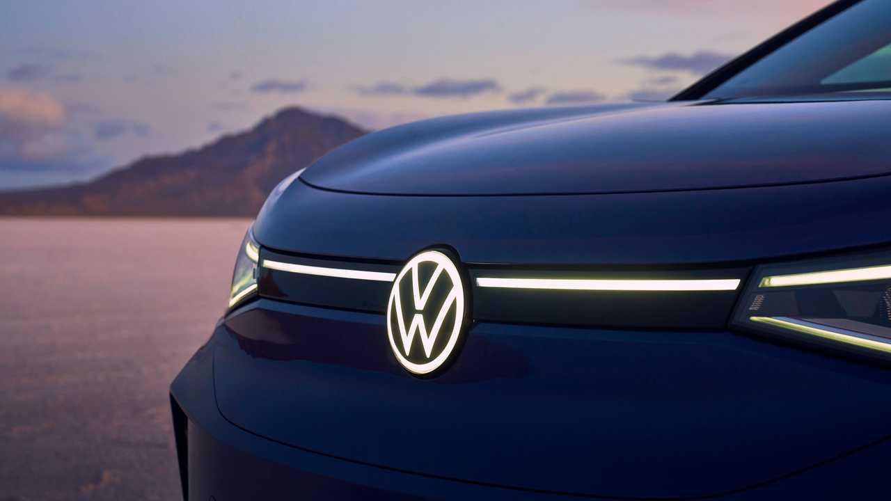 2021 Volkswagen ID.4 distintivo