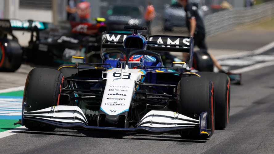 Russell: Reaching Q3 like F1 pole position for Williams