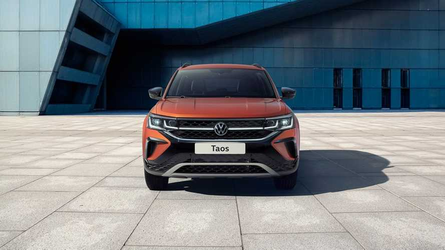 Volkswagen Taos для России (2021)