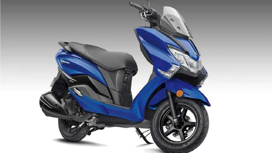 Suzuki estaria trabalhando em um novo scooter elétrico