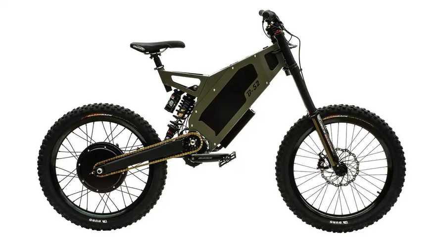 Giovanni Castiglioni Teams With Stealth Electric Bikes