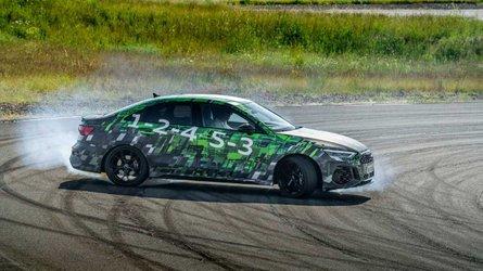 RS3 Sedan