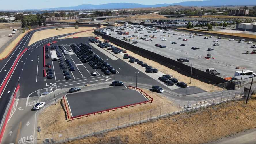 New Tesla Model S: Production And Deliveries Accelerate