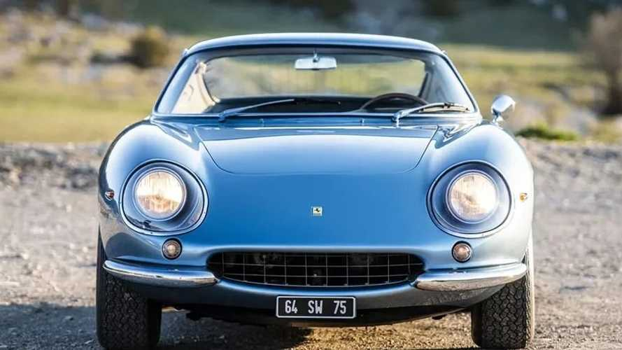 Ferrari 275 GTB 1966 года
