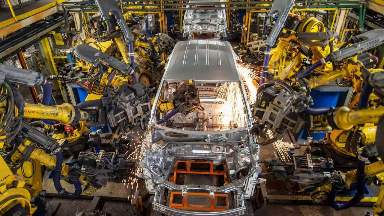 Fábrica da GM - Chevrolet - São Caetano do Sul