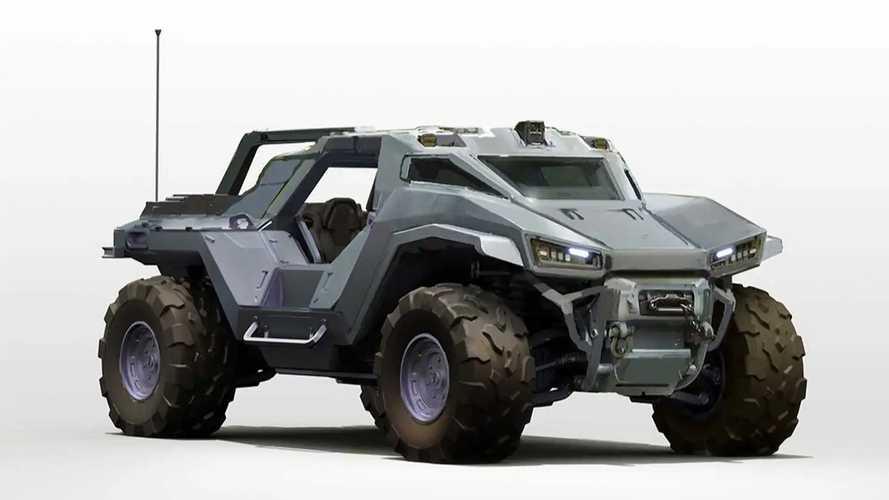 Halo Introduces Bigger, Badder Warthog Called Razorback