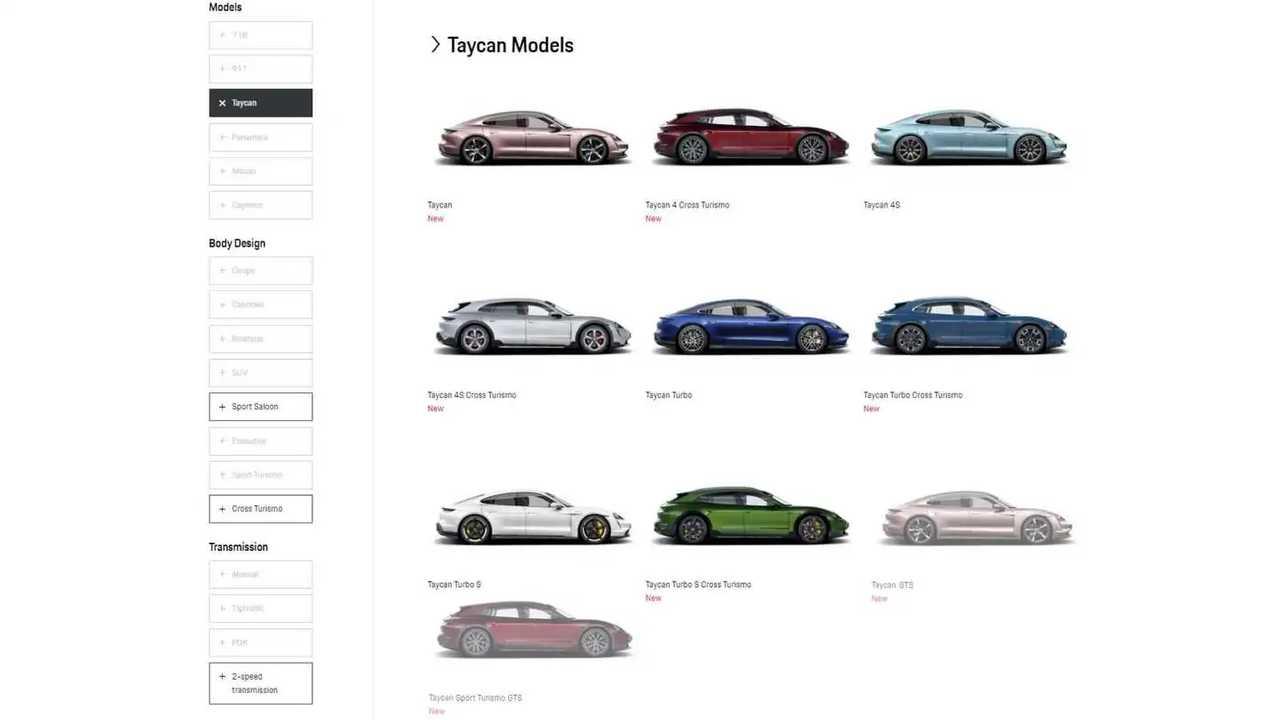 Porsche plant angeblich einen Taycan GTS