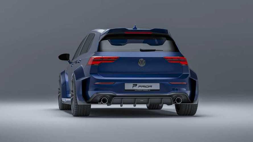 Volkswagen Golf 8 GTI par Prior Design