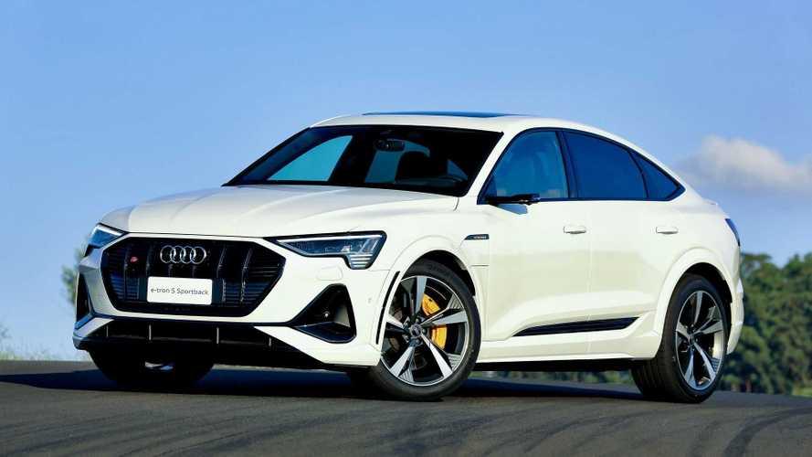 Audi e-tron S Sportback - impressões ao dirigir