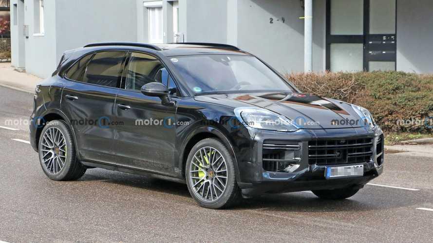 Porsche Cayenne (2022): Facelift außen und innen erwischt