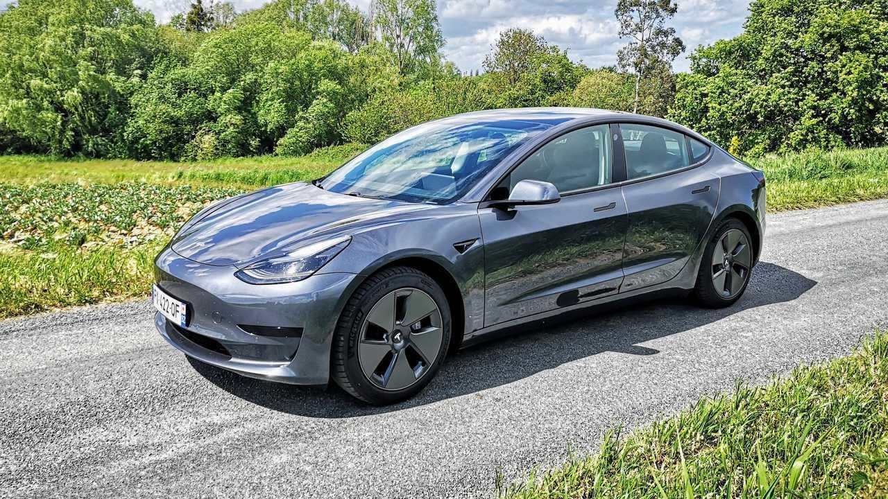 Tesla Model 3 Autonomie Standard Plus