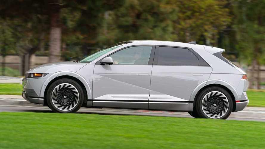Ioniq 5 Takes Hyundai Plug-in Sales To New Record In July 2021