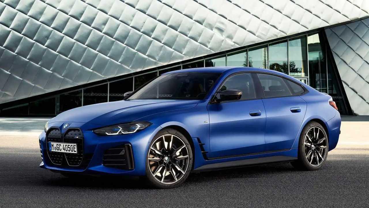 BMW i4 negyed (2021)