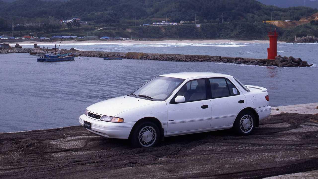 Kia Sephia - 1992