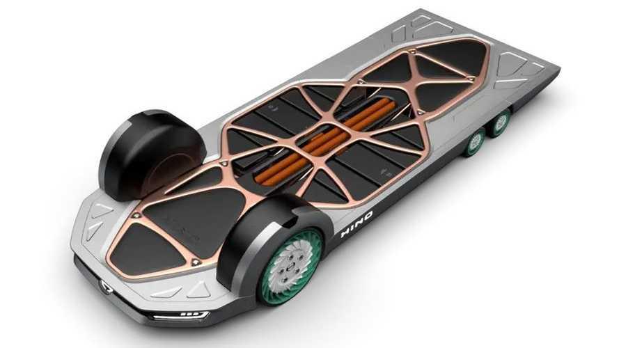 REE und Toyota-Tochter Hino wollen modularen Elektro-Laster bauen