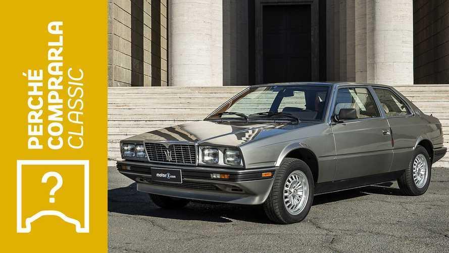 Maserati Biturbo (1984), Perché Comprarla... Classic