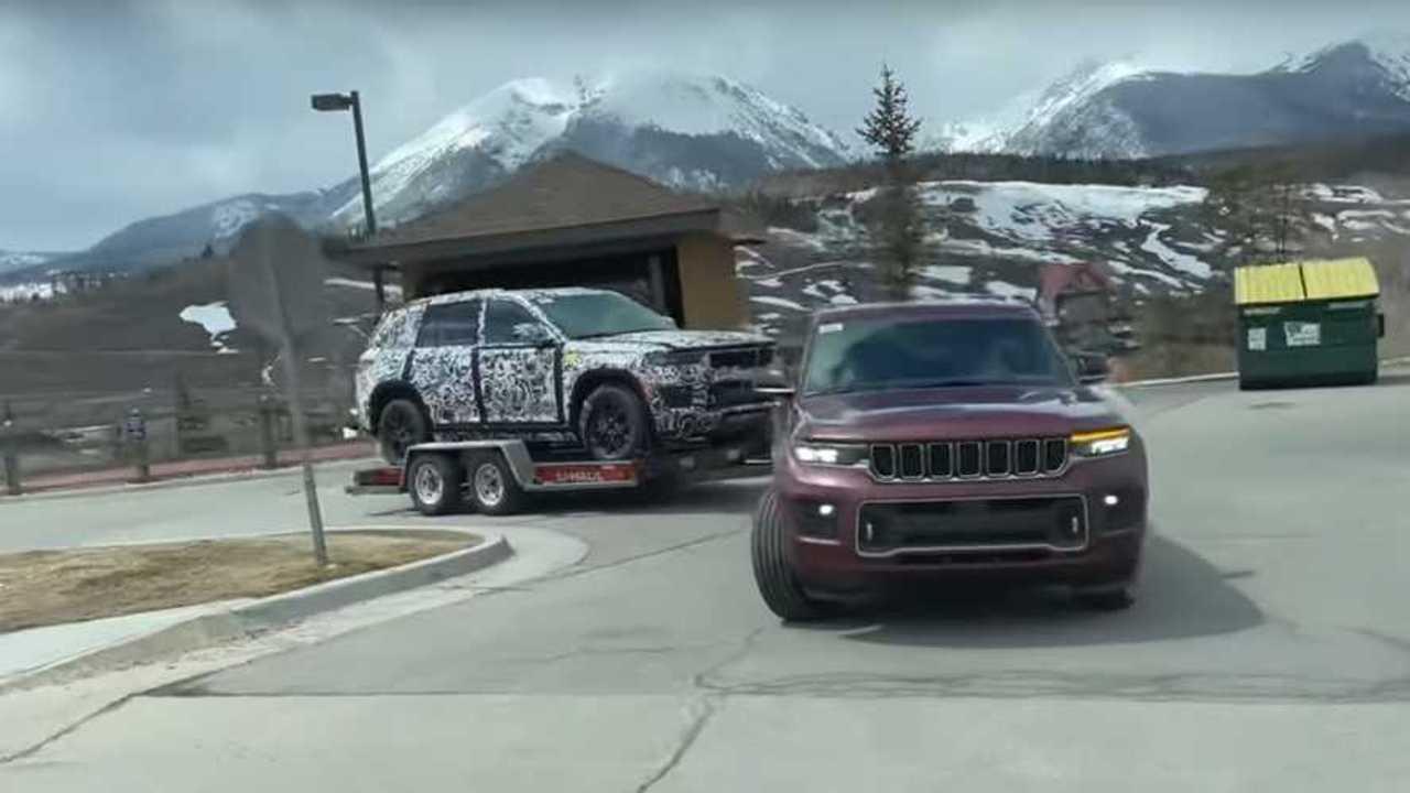 Jeep Grand Cherokee Casus Video