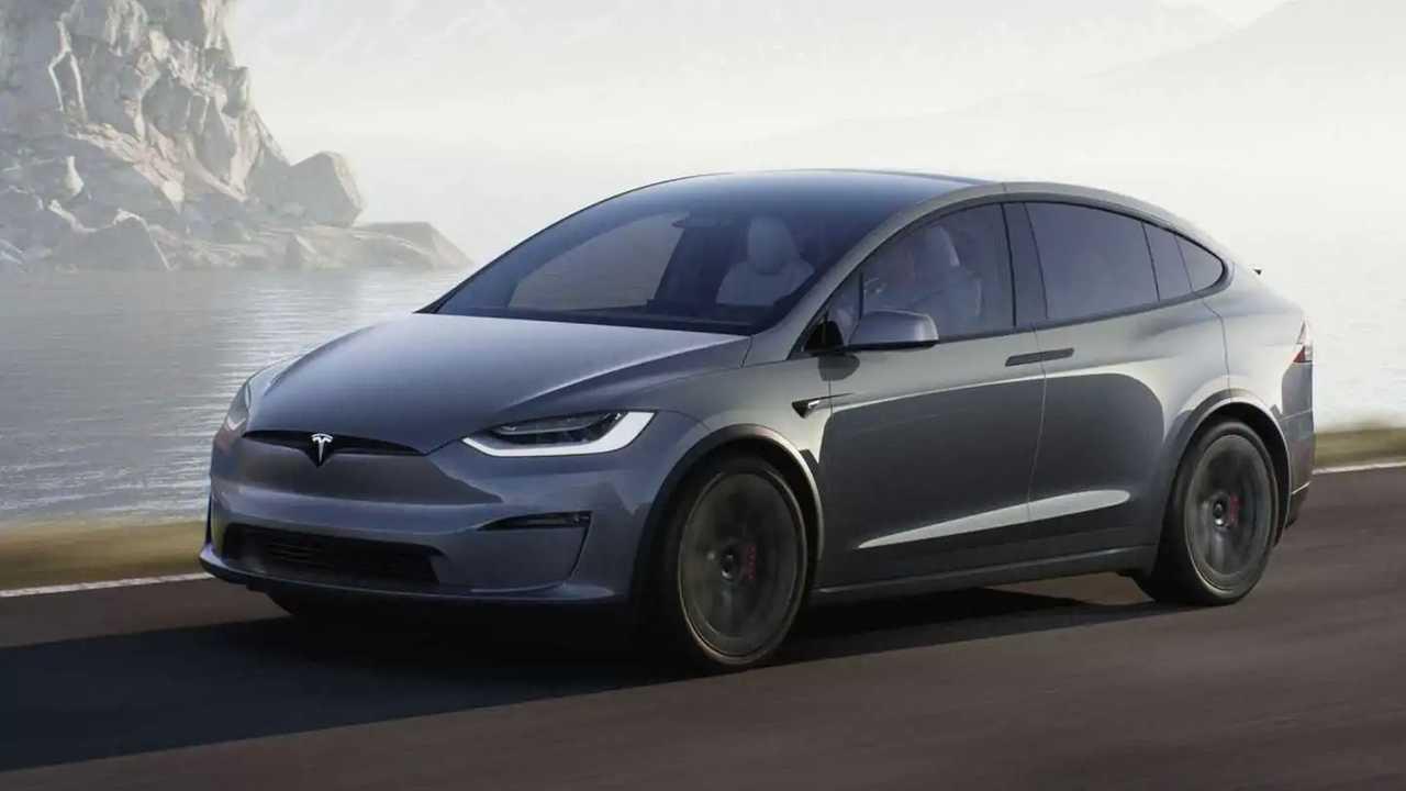 Das Tesla Model X wird erst Anfang 2022 ausgeliefert