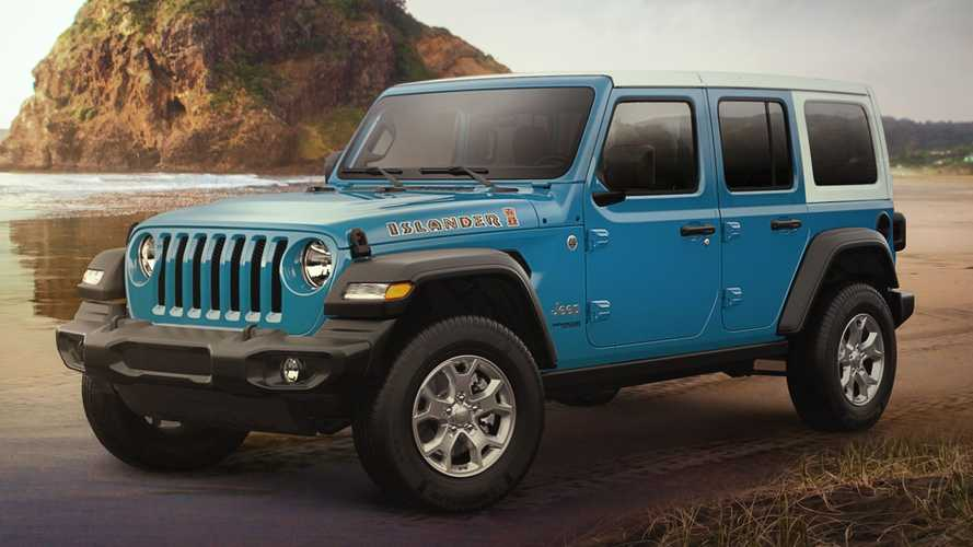 Jeep Wrangler, Renegade Islander Return In Time For Spring Break