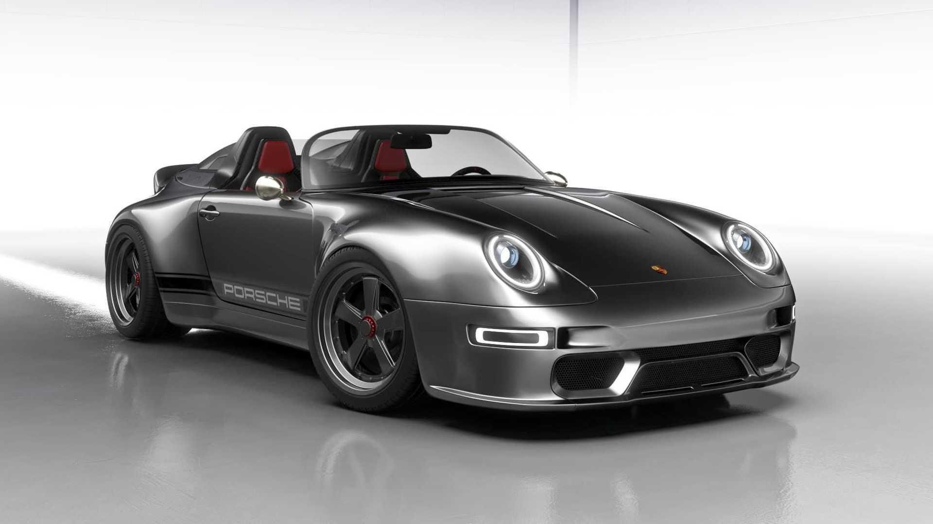 Be Amazed By Gunther Werks 993 Series Porsche 911 Speedster