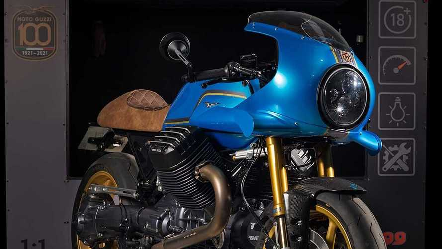 100th Anniversary Project: 2011 Moto Guzzi Bellagio