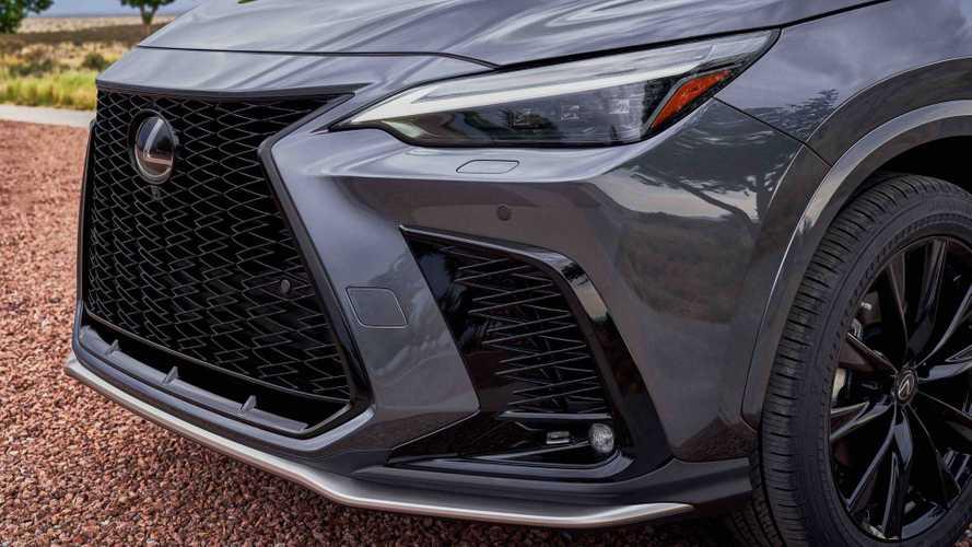 Lexus раскрыл комплектации нового NX для России