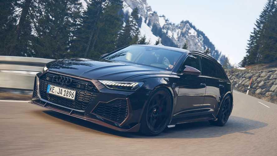 800 chevaux pour l'Audi RS 6 d'ABT en série limitée