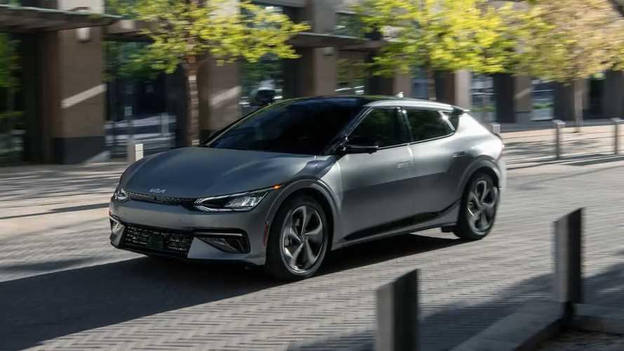 2022 Kia EV6 US Model