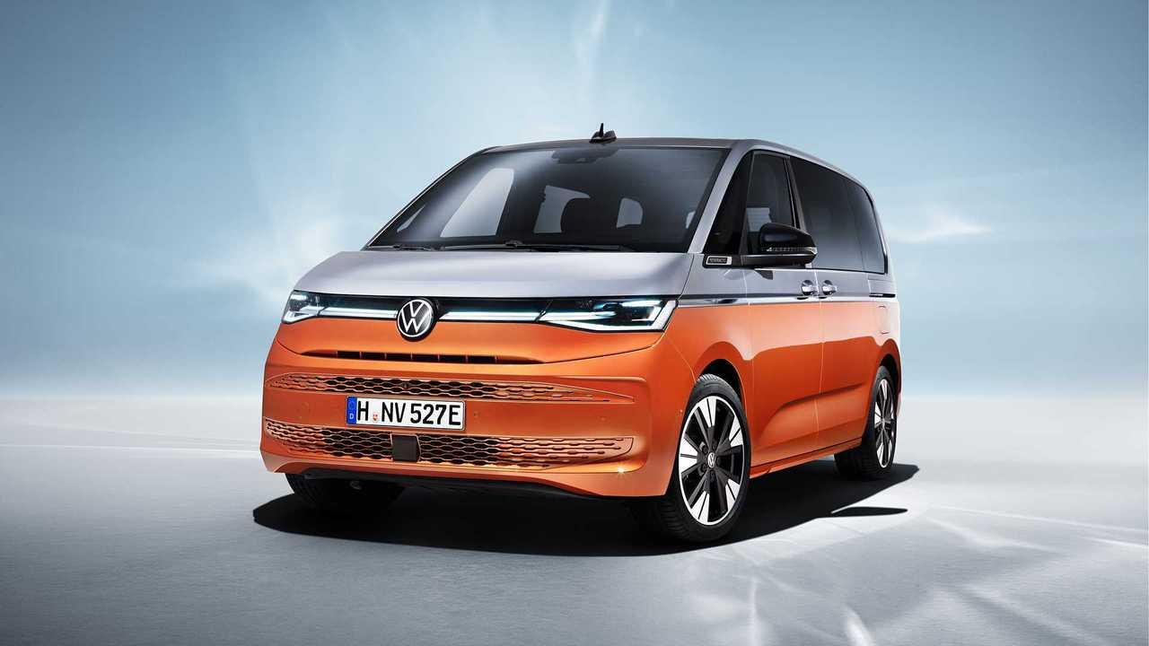 VW T7 Multivan (2021): Debüt mit Hybrid und vorerst ohne Diesel