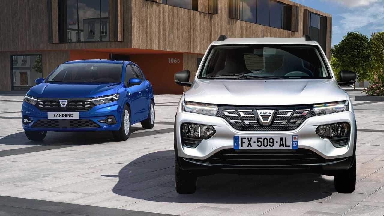 Spring oder Sandero: Welcher Dacia ist günstiger?