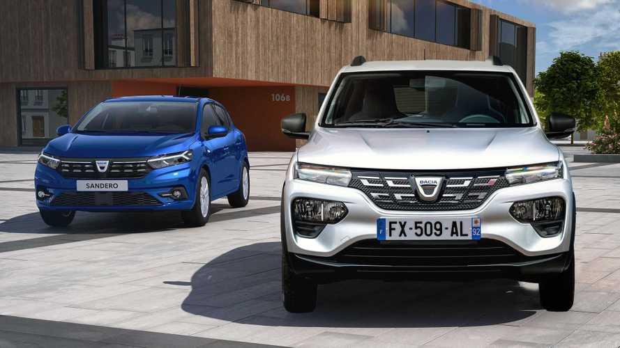 Dacia Spring ou Sandero, laquelle choisir ?