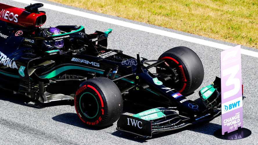 Lewis Hamilton: Jumping queue before last Q3 lap backfired