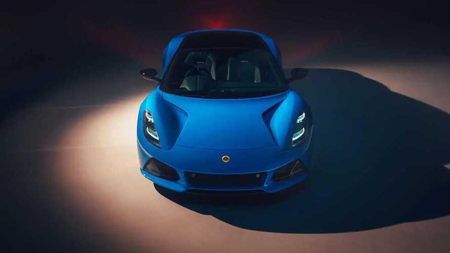Lotus представил последний не электрический спорткар