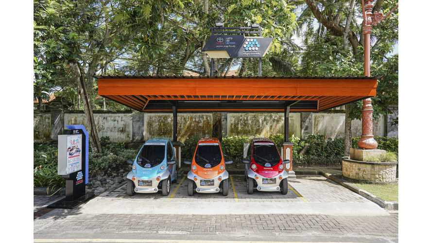 Begini Cara Auto2000 Mendukung Project EV Smart Mobility di Bali