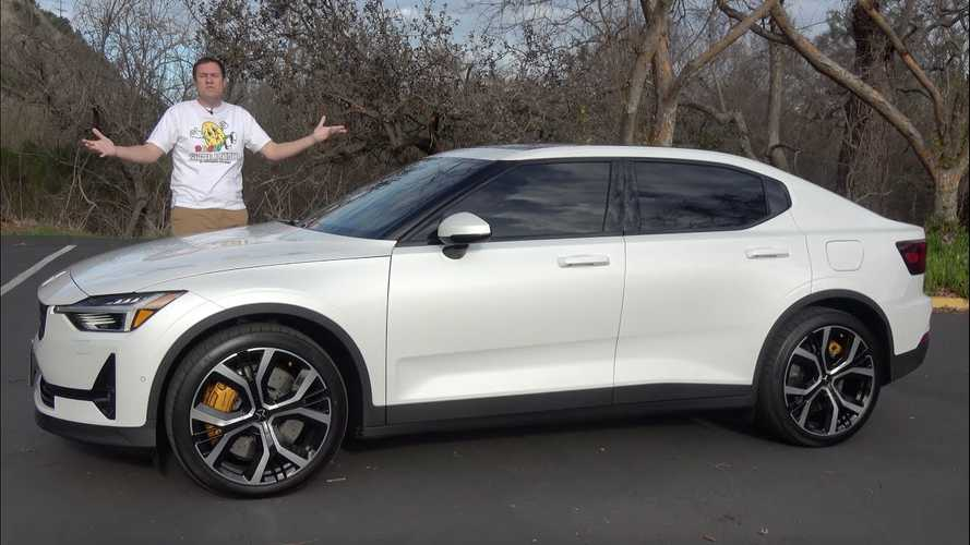 Doug DeMuro Won Over By The Polestar 2, Says It's A Serious Tesla Rival