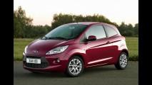 Ford Ka não deve ganhar uma nova geração na Europa
