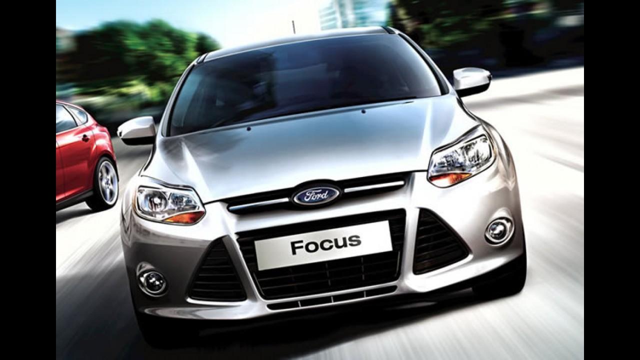 Irlanda, maio: Ford Focus e Renault Fluence encabeçam lista dos mais vendidos