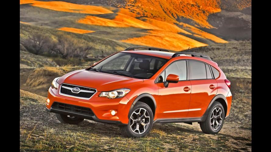 Subaru confirma apresentação do Impreza XV Crosstrek no Salão de Nova York