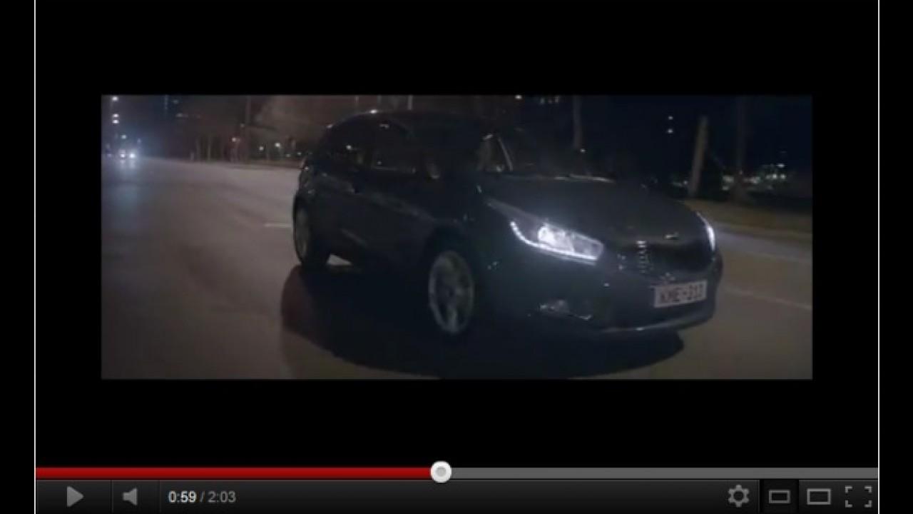 VÍDEO: Novo Kia Cee´d em detalhes